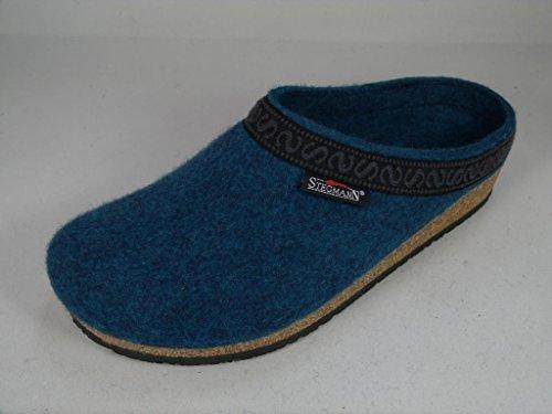 Clog Clog Women's Wool Stegmann Turquiose Wool Stegmann Turquiose Women's UZqtxw