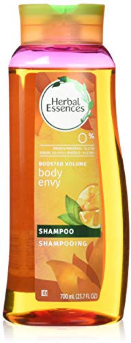 Herbal Essences Body Envy Volumizing Shampoo with Citrus Essences, 700 mL