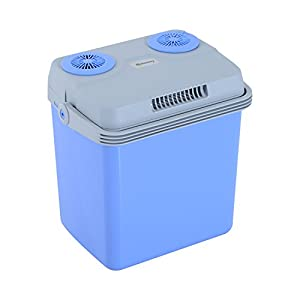 Outsunny 12V AC/DC Thermoelectric Portable Cooler / Warmer w/ Car Adapter by Outsunny