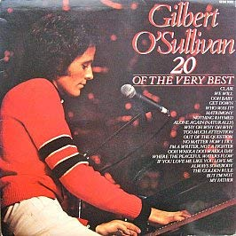 Gilbert O'Sullivan / 20 Of The Very Best (The Very Best Of Gilbert O Sullivan)