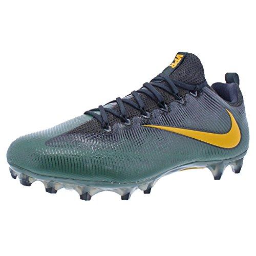 NIKE Vapor Untouchable Pro Men's Mesh Football Cleats Shoes Green Size (Nike Mercurial Vapor Green)