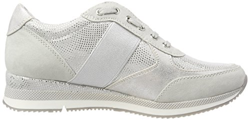 lt Para Tozzi Mujer Marco grey Zapatillas Comb Gris 23711 7HgY7qvFn