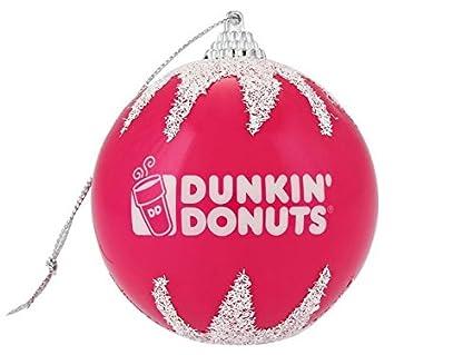 "Dunkin Donuts Christmas Tree Ball Ornament 2.5"" - Amazon.com: Dunkin Donuts Christmas Tree Ball Ornament 2.5"