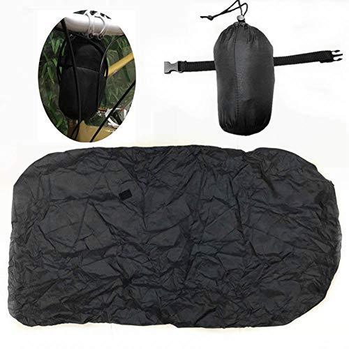 "Keenso Folding Bike Bag, Waterproof Portable Folding Bike Carrier Carry Foldable Bicycle Packing Bag for 26"" Folding Bike"