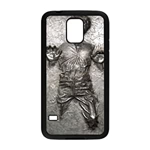 samsung galaxy s5 case (TPU), Han Solo Cell phone case Black for samsung galaxy s5 - FFFG4161668
