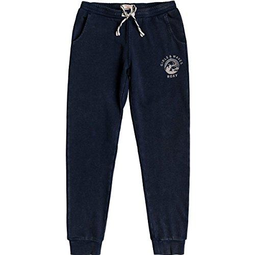 Fashion Sweatpants, Dress Blues, 10/M (Roxy Womens Girls Pants)