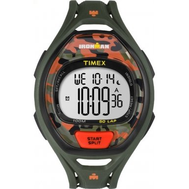 Timex Ironman Sleek 50 Full Size Camo Watch
