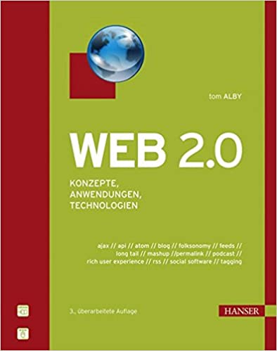 Cover des Buchs: Web 2.0: Konzepte, Anwendungen, Technologien