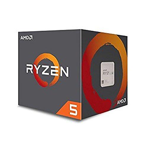 AMD Ryzen 5 1600 Processor with Wraith Spire Cooler - Cooler Amd