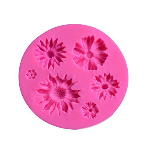 johlye Handmade Soap Candy Chocolate Mold Ice Cube Tray Mold Baking Tools...