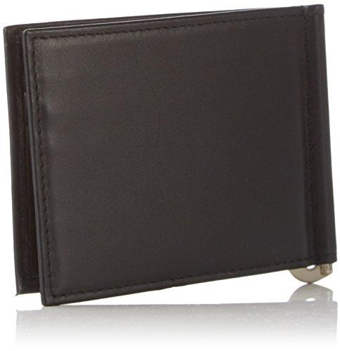 Guess Sm7087lea23, Billetera para Hombre, Negro (Nero), 2x8x11 cm (W x H x L)