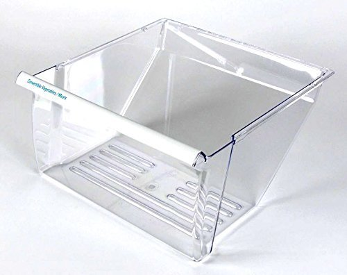 2188654 - OEM FACTORY ORIGINAL WHIRLPOOL KENMORE MAYTAG REFRIGERATOR MEAT/VEG PAN DRAWER by Whirlpool