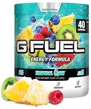 is gfuel bad for kids