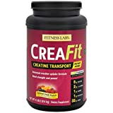 Cheap Fitness Labs CreaFit Creatine Transport Fruit Punch, 4 Pounds