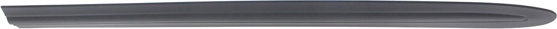 Rear Door Molding and Beltlines Compatible with DODGE CARAVAN 2003 LH Primed Code K4