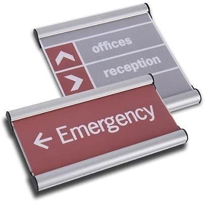 Cartel de Puerta Señal Advertencia A6 Signo de Signo Oficina ...