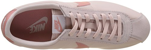 Nylon white Zapatillas Silt Mujer Cortez Red Stardust Nike Rojo Classic para Red PwERn17q