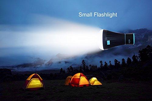SlimKLEDCampingLanternFlashlight,PowerOptions,PortableBulbforEmergencyTentlight
