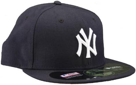 NEW ERA 59Fifty On-Field 2009 Inaugural Season New York Yankees Stadium Navy Cap