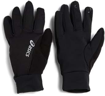 ASICS Unisex Adult Thermopolis Gloves,Black,Large-X-Large