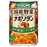 Neapolitan made with Kagome domestic vegetables 295g cans ~ 24 pieces ~ (2 cases)