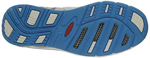 ZAPATO MBT 700799-450Y AFIYA GRIS White/Silver/Blue Pop