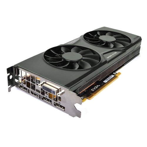 EVGA GeFOrce GTX 950 Superclocked 2 GB GDDR5 Video...