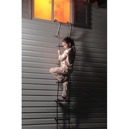 First Alert EL53W-2 Three-Story Portable Fire Escape Ladder by First Alert