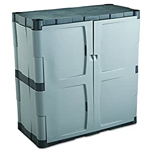 rubbermaid storage cabinets rubbermaid door storage cabinet 18 quot d 25715