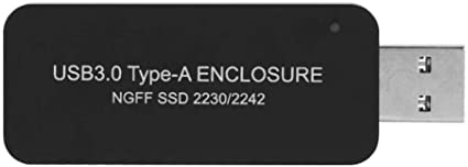 USB3.0 a NGFF (M.2) Caja de Disco Duro de Estado Sólido SSD Caja ...