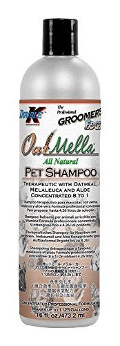 Groomer's Edge Oat-Mella Pet Shampoo, 16-Ounce by Groomers Edge