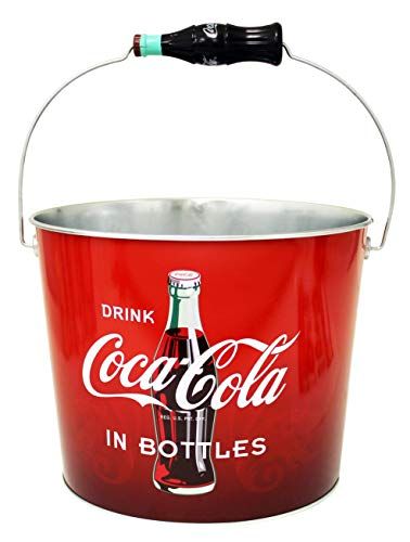 Coca Cola Large Galvanized Beverage ()