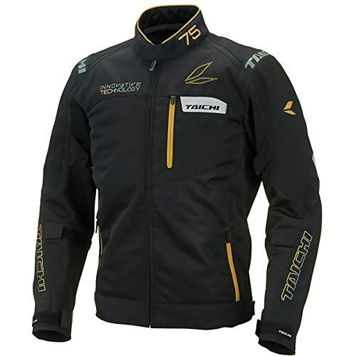 RS Taichi Racer Mesh Jacket - RSJ313 (X-Large) (Black/Gold)
