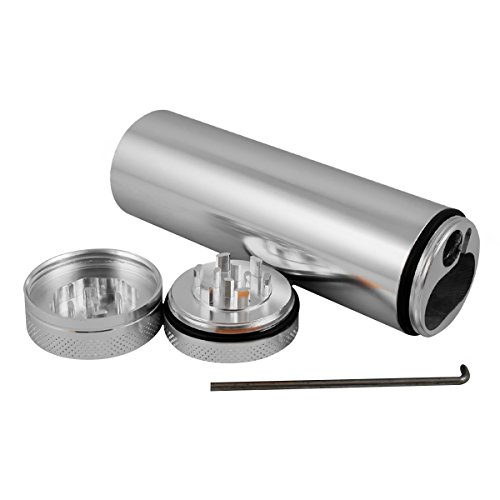 Formax420 All in One Aluminum Container 1 PCS Random Color (silver)