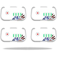 Skin For DJI Phantom 3 Drone Battery (4 pack) – American Eagle | MightySkins Protective, Durable, and Unique Vinyl Decal wrap cover | Easy To Apply, Remove, and Change Styles | Made in the USA