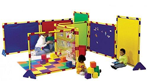 Children's Factory Big Screens Super Set of 8 Panels