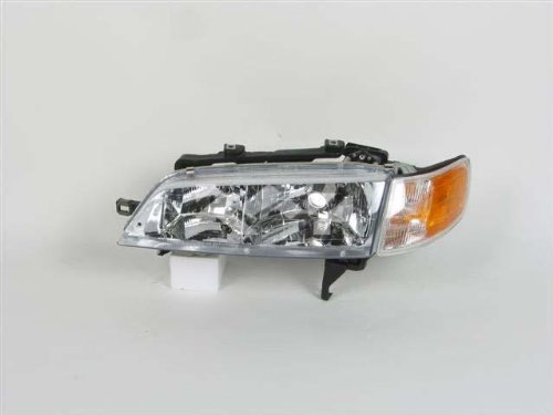 OE Replacement Honda Accord Driver Side Headlight Assembly Composite (Partslink Number HO2502106)