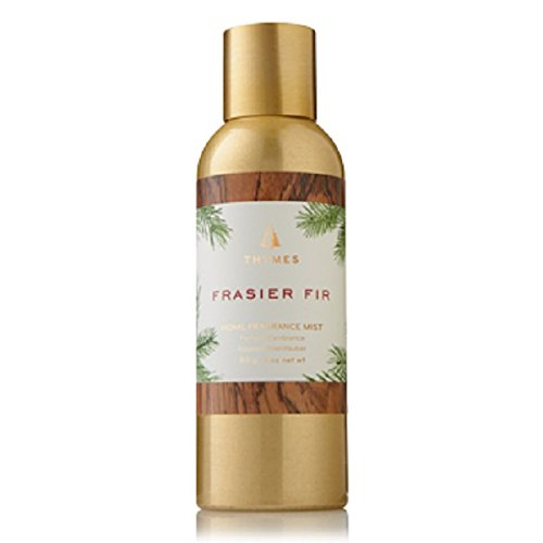 Mist Fragrance Home Leaf - Thymes - Frasier Fir Home Fragrance Mist – 3 Ounce Bottle