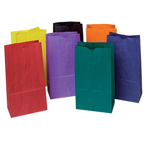Pacon Rainbow Bags, 6