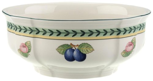 (Villeroy & Boch French Garden Fleurence 8-1/4-Inch Round Vegetable Bowl)