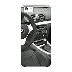 Hot Style Gnr2709IJYU Protective Cases Covers For Iphone5c(bmw Concept 1 Series Dashboard)