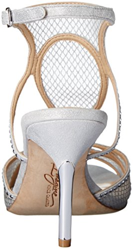 Forestille Vince Camuto Kvinders Pember Kjole Sandal Platin H1ZPCwrG