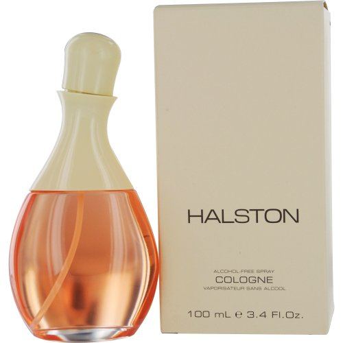 Halston by Halston for Women, Cologne Spray (Alcohol-Free), (3.4 Ounce Alcohol)