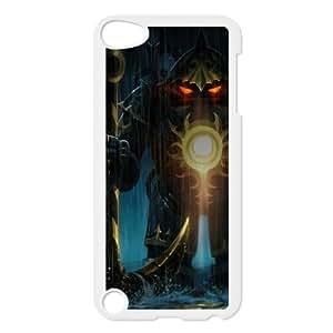ipod 5 White phone case Nautilus league of legends LOL4375630