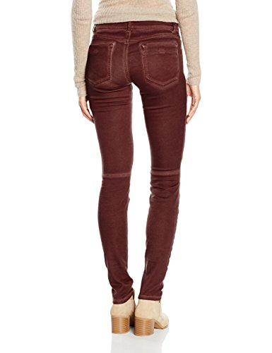 Marc 372 Jeans Leaf Dark Fall Rot Femme O'Polo qWFnZxqH4