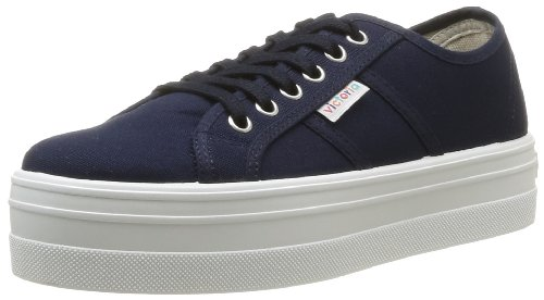Blucher blue Boots Lona Victoria Women's Navy 4dqdfx