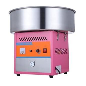 gr-tech Instrumento® Nueva eléctrico comercial Candy Floss Panificadora algodón de azúcar eléctrica 220