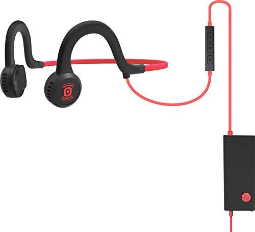 Aftershokz Sportz Titanium Headphones with Microphone: Amazon.co.uk: Electronics