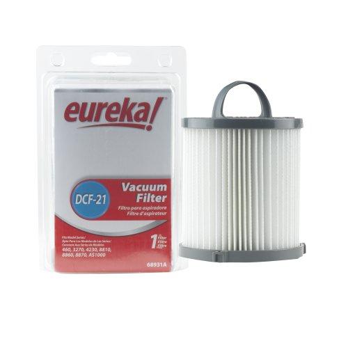 - Genuine Eureka DCF-21 Vacuum Filter, Case Pack of 2 Filters