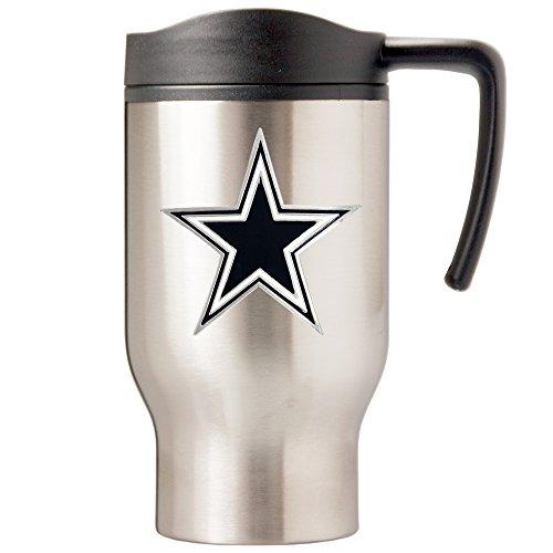 Dallas Cowboys Stainless Steel Travel Mug